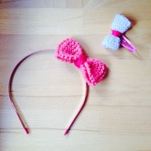 Noeuds en laine