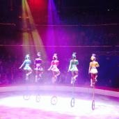 étoiles du cirque de chine