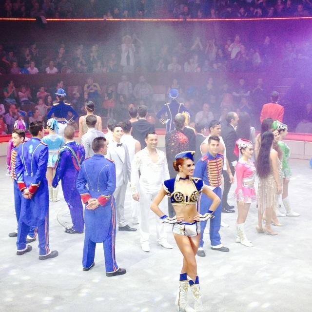 troupe Bouglione