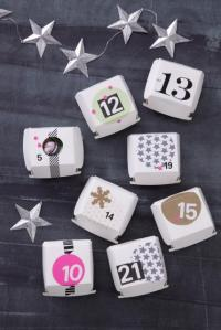 calendrier de l'avent living at home