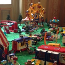 Playmobil fête forraine