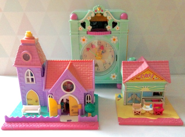 Polly Pocket Bluebird vintage