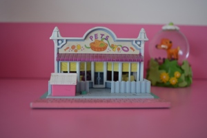 Polly Pocket magasin animaux