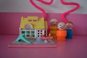 Polly Pocket magasin de jouet
