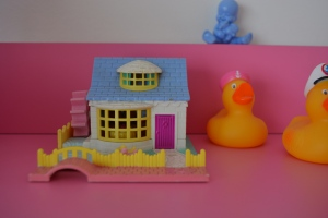 Polly Pocket Moulin de Grand'ma
