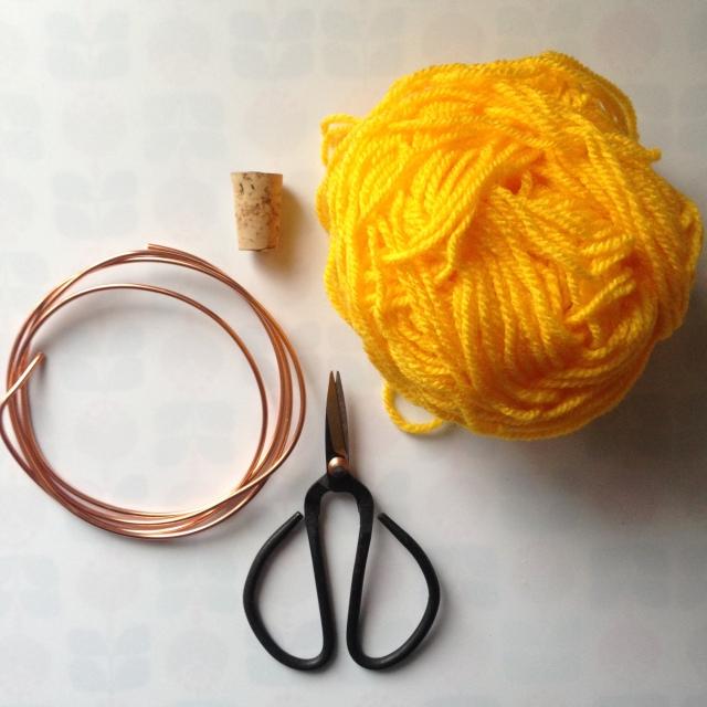 Fourniture laine