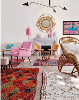 tendance-deco-rotin-fauteuil-cyborg-Marcel-Wanders-Magis-vintage-miroir-soleil-inspiration-idee-style-scandinave-fifties
