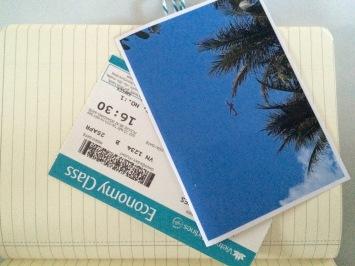 DIY carnet de voyage