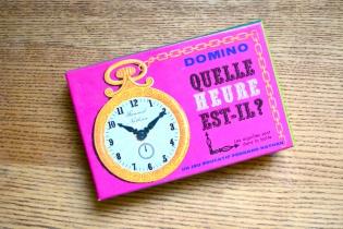 Domino quelle heure est il
