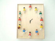 horloge-playmobil