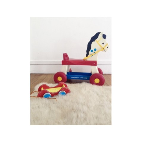 cheval-fisher-price