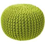 pouf-tricot-vert