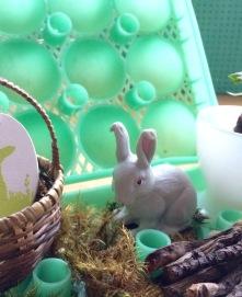 Décorer la table pour Pâques