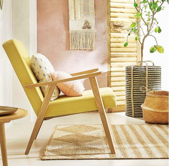 fauteuil années 60