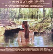 Fontaine éternelle jeunesse
