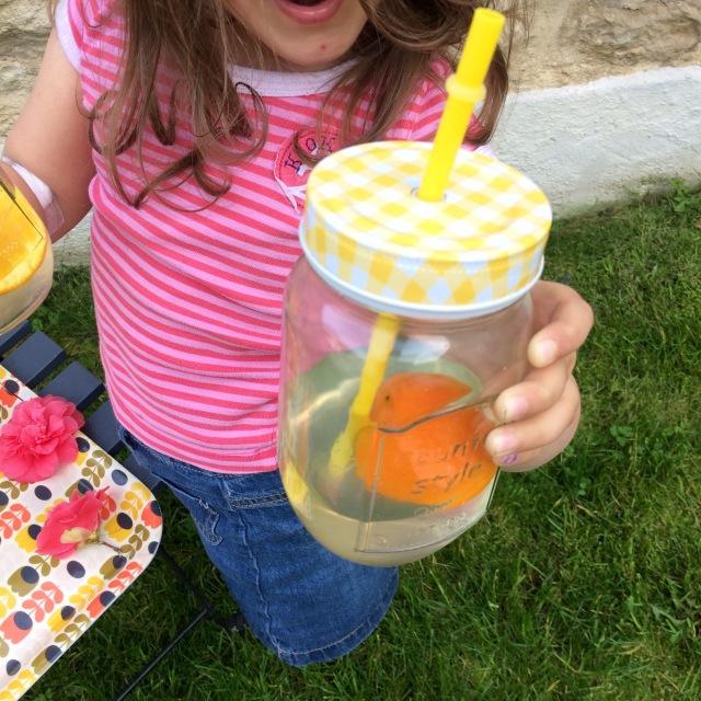 Pichet limonade vintage